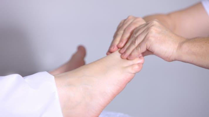 feet problems