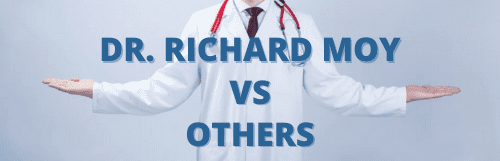 Dr. Richard Moy vs Others